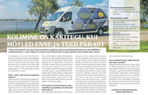 Kolimisprofid - arvatavasti Tartu ja Lõuna-Eesti Parim kolimisfirma